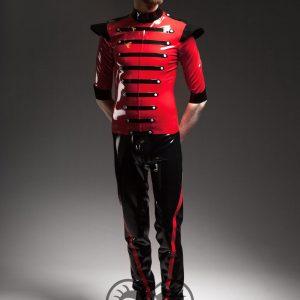 Regimental Jacket_Regimental Trousers_The Rising_Maniac Latex