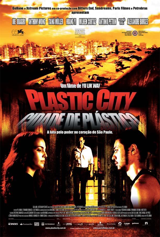 Poster do filme Plastic City - Cidade de Plástico
