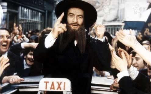 As Loucas Aventuras de Rabbi Jacob - Infelizmente os Estúdios não Fazem Mais Comédias como Esta (5/6)