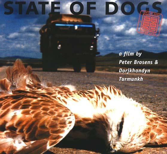 Poster do filme O Estado do cão