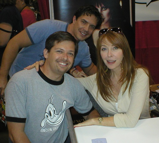 Cassandra Peterson a.k.a. Elvira Mistress of the Dark, 2005