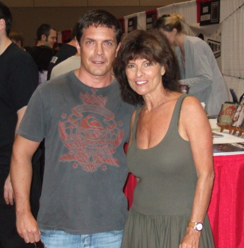 Adrienne Barbeau from The Fog, 2007