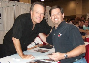 Dwight Schultz from The A-Team, 2007