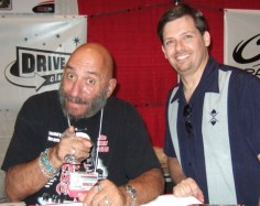 Sid Haig from House of 1000 Corpses, 2008