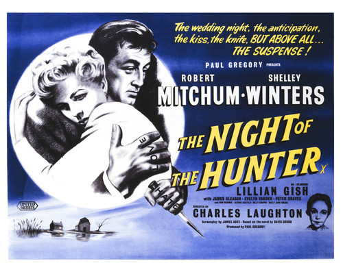 The Night of the Hunter Lobby Card