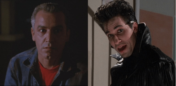 Slumber Party Massacre II - Driller Killer Comparison