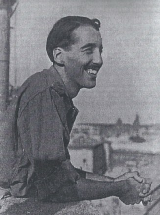 Flying Officer Christopher Lee 1944