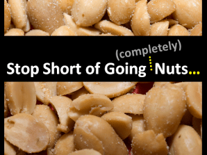Go nuts with design