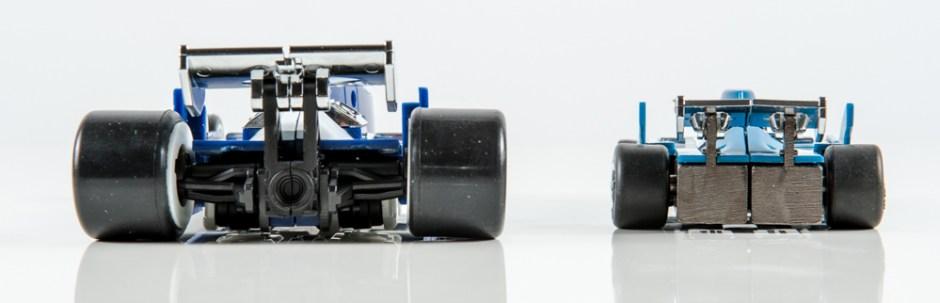 masterpiece mirage dx9 invisible transformers comparison mp g1 ligier js11 race car f1