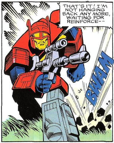 blaster marvel