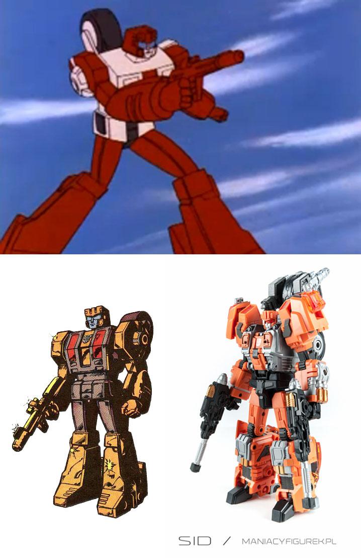 Afterburner comparison
