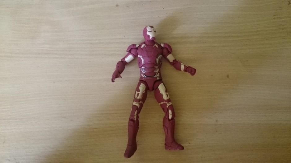 Iron Man WIP 2