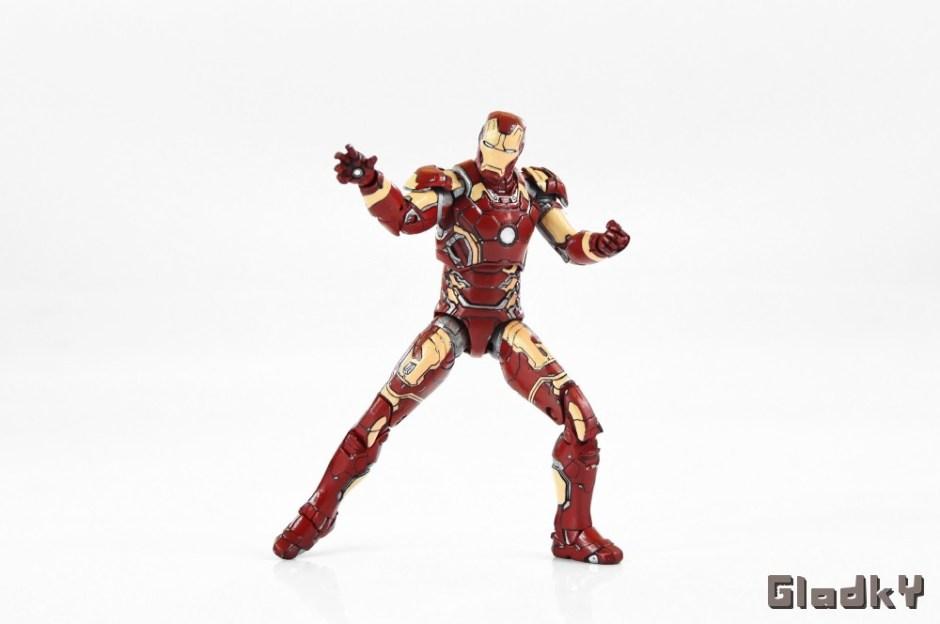 Custom Iron Man MK 43 Custom
