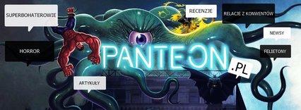 Panteon.pl - komiksy superbohaterskie, komiksy, adaptacje