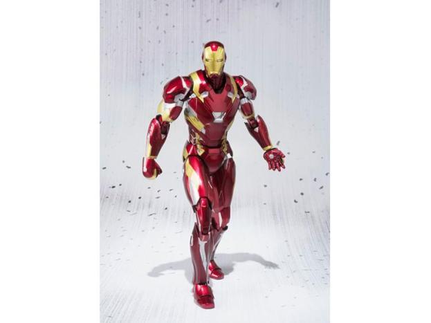 SH Figuarts Marvel Civil War Iron Man