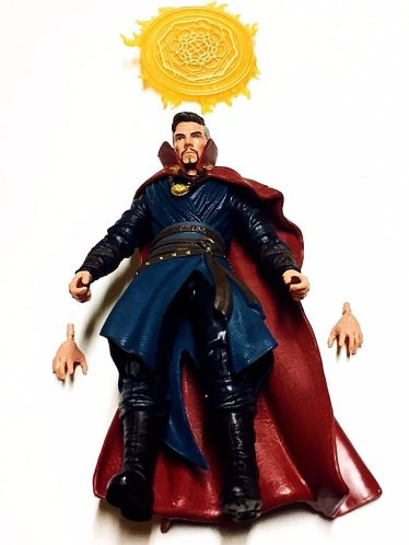 Figurki Doctor Strange - Marvel Legends BAF Dormammu - Doctor Strange movie