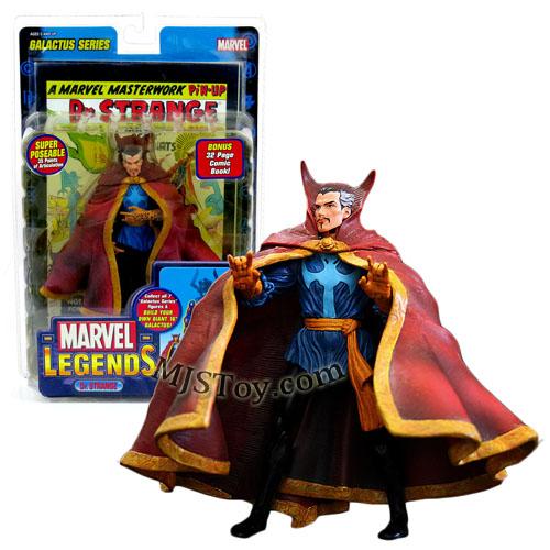Figurki Doctor Strange - ToyBiz Marvel Legends