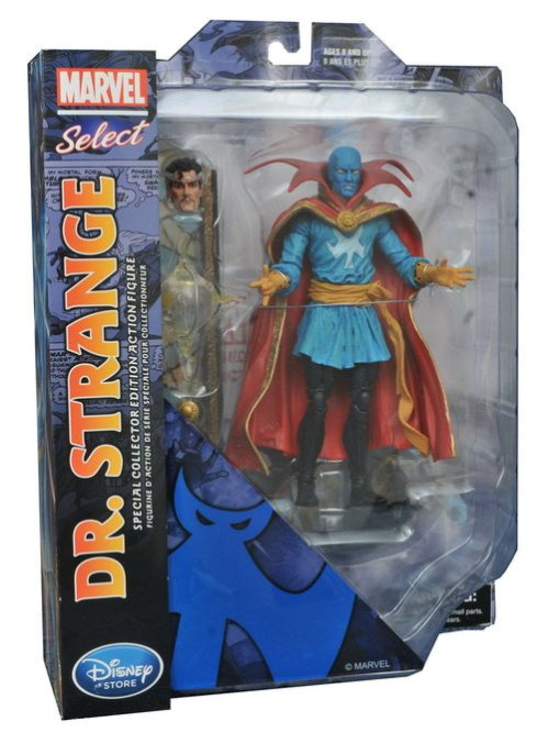 Marvel Select Doctor Strange blue mask