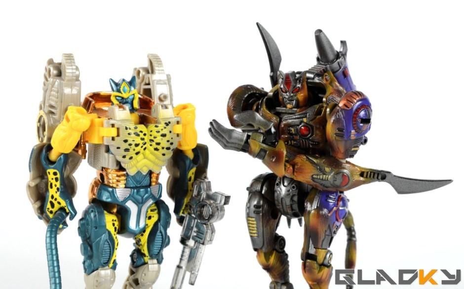 Gladky Custom Beast Wars Transmetal II Cheetor (13)