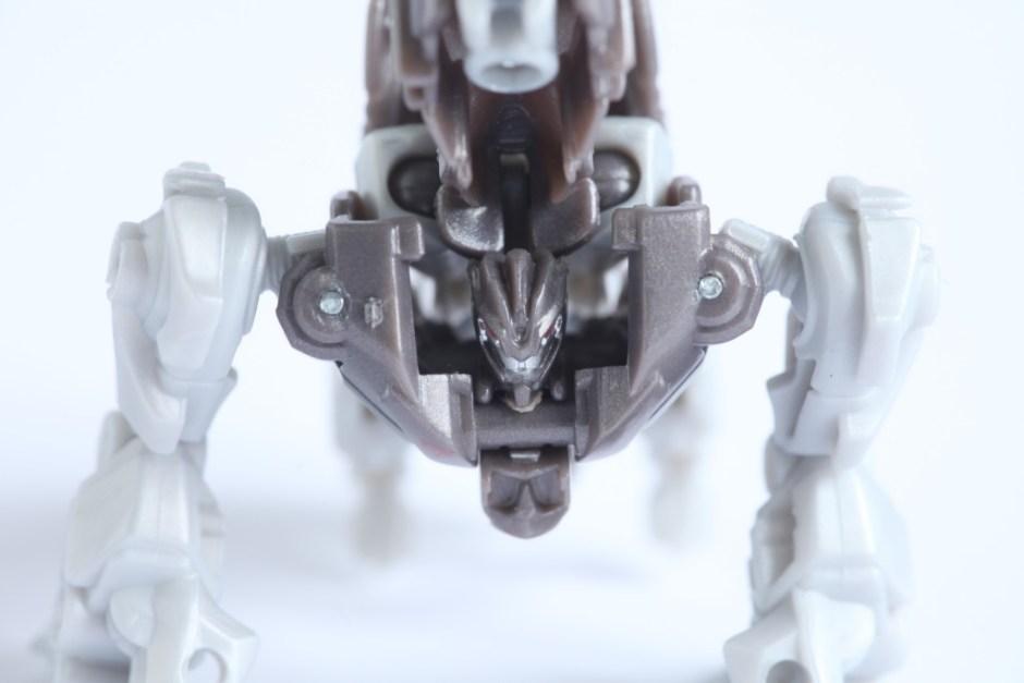 Transformers The Last Knight Grimlock głowa