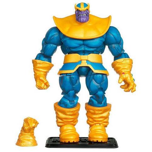 figurki Thanosa marvel universe 3.75 komiksowa