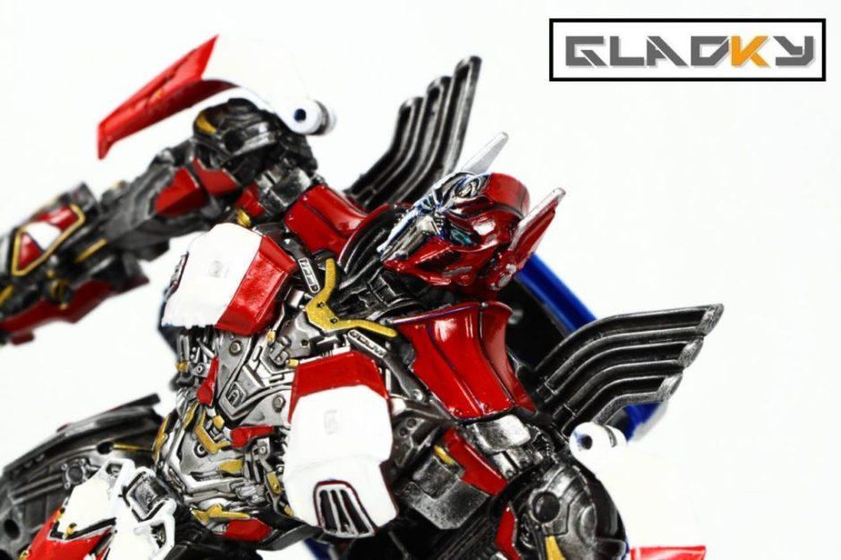 Custom Polish Pride Optimus Prime
