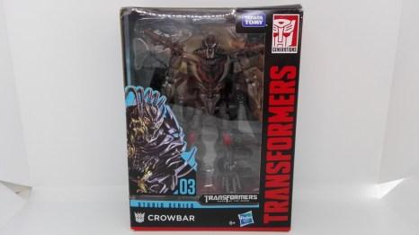 Transformers Studio Series Crowbar box-front