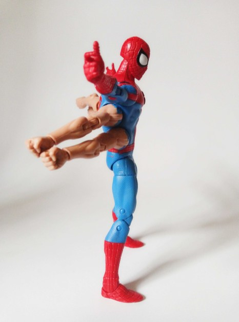 ManiacyFigurek Legends Spiderman 6arms