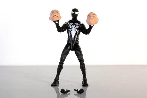 Maniacyfigurek Marvel Legends black suit spider
