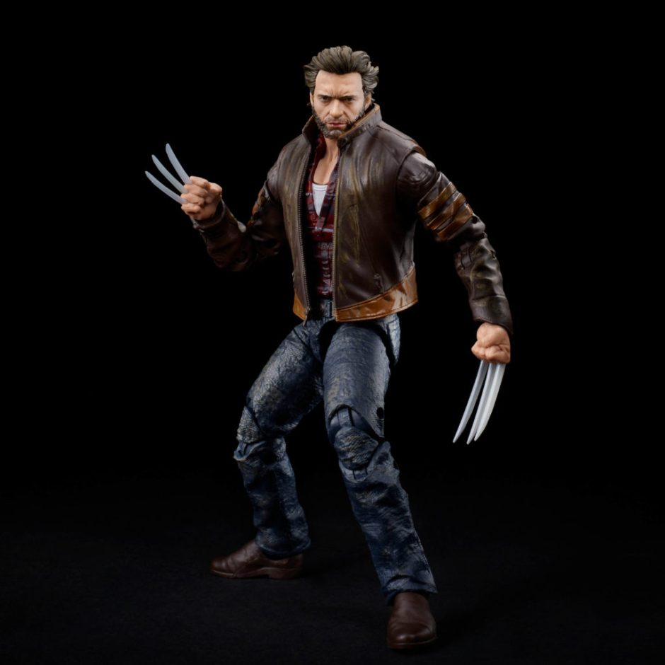 figurki marvel legends x-men wolverine jackman