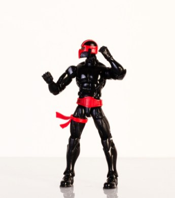 ManiacyFigurek Marvel Legends Kingpin BAF Night Thrasher 6