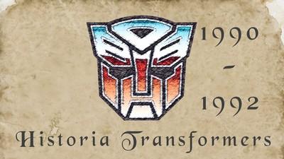 historia Transformers 4 miniatura maniacy