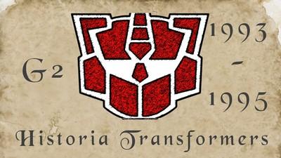 historia Transformers G2 Miniatura Maniacy