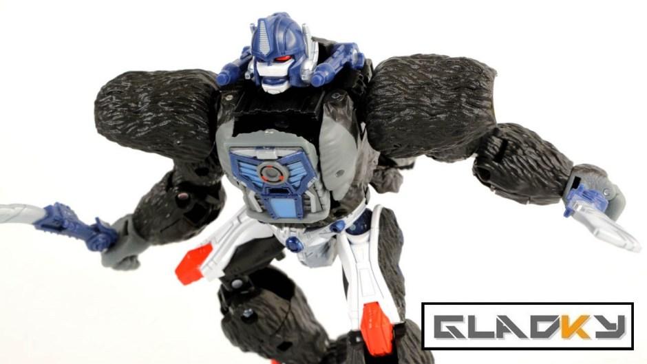 Transformers Kindom Primal recenzja