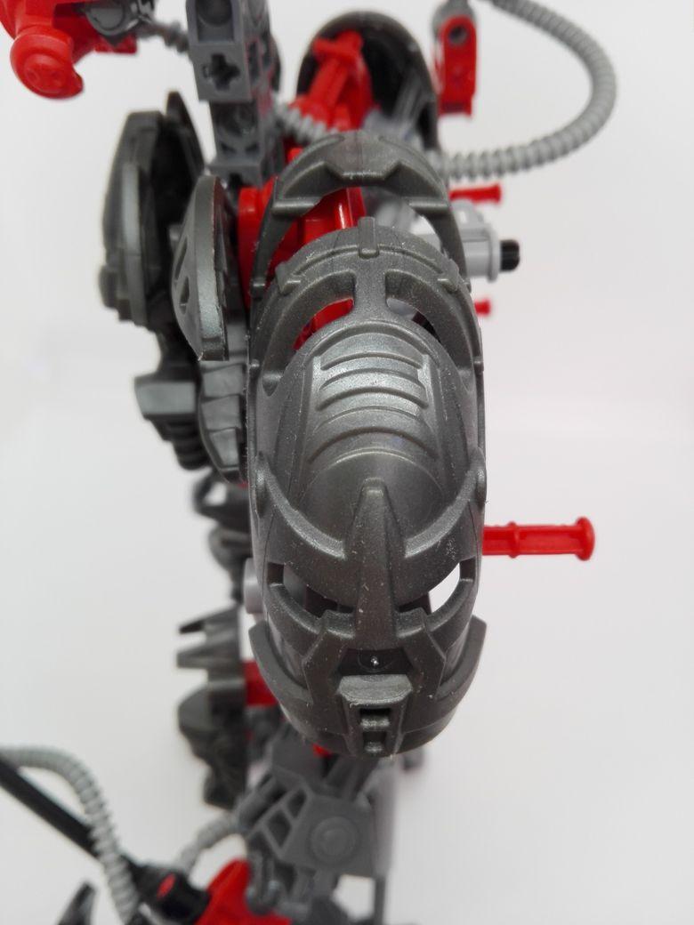 LEGO Bionicle 8924 Maxilos & Spinax Maxilos-arm-2