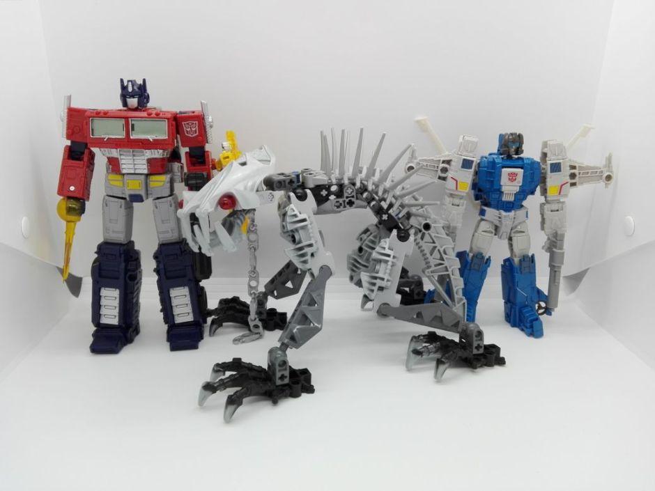 LEGO Bionicle 8924 Maxilos & Spinax Spinax-comparison-2