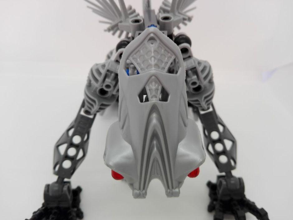 LEGO Bionicle 8924 Maxilos & Spinax Spinax-head-2