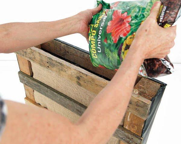 jardim vertical 4 DIY: faça um jardim vertical!