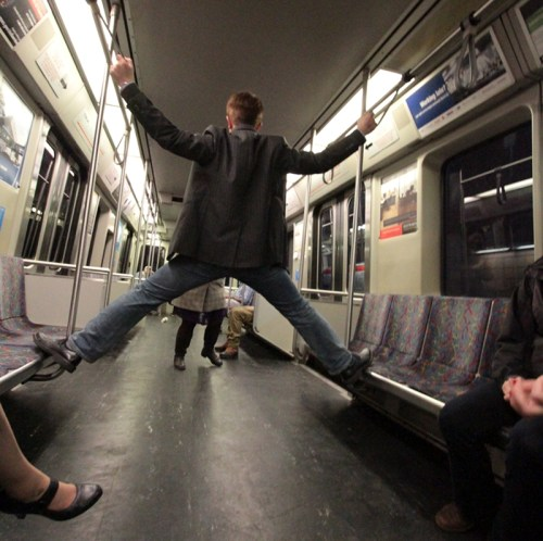 Dan Meade: Red Line Tricks: X