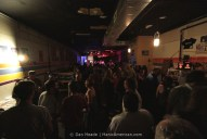The crowd at the Hi Tone Cafe.