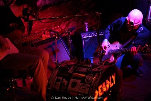 Deadly Lo-Fi at the Hi-Tone
