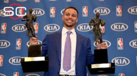 Stepan Curry 2016 MVP