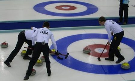 Curling is a loathsome excuse for an Olympic sport!