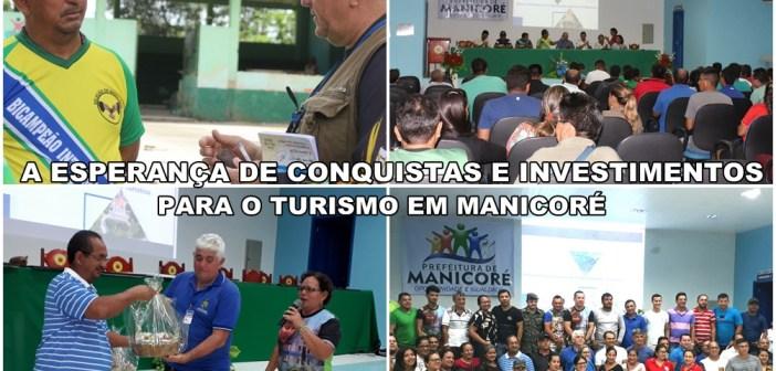 ENCERRAMENTO DA OFICINA DE ORDENAMENTO TURÍSTICO DE MANICORÉ FOI UM SUCESSO