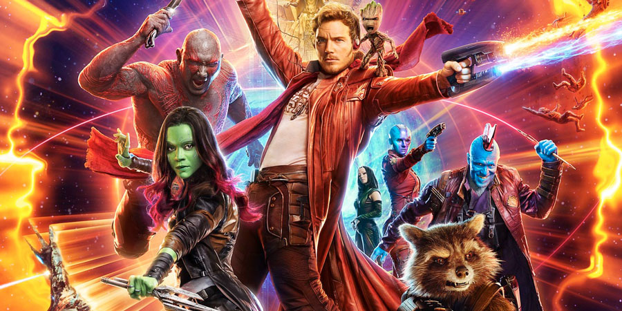 Guardians of the Galaxy vol 2 – Basically just a re-hash of vol 1