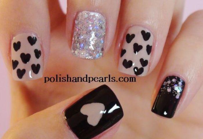 16 Ideas De Diseño De Uñas Para San Valentín Manicure