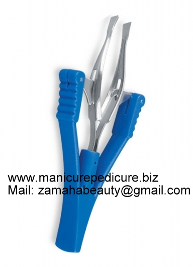 automatic eye brow tweezers