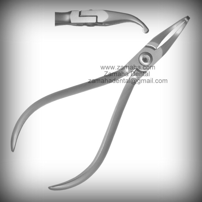 Utility Pliers Angled, How Pliers