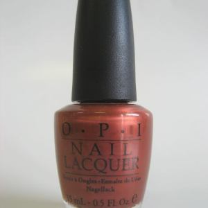 OPI R56 - Ruble For Your Thoughts