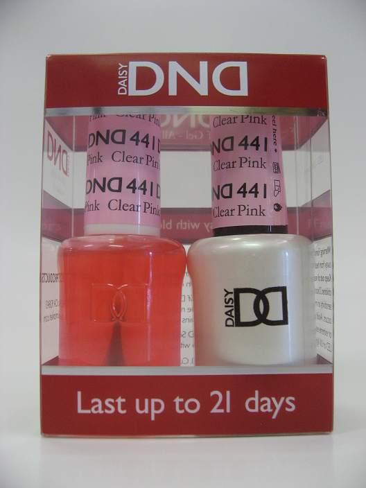 DND Soak Off Gel Nail Lacquer 441